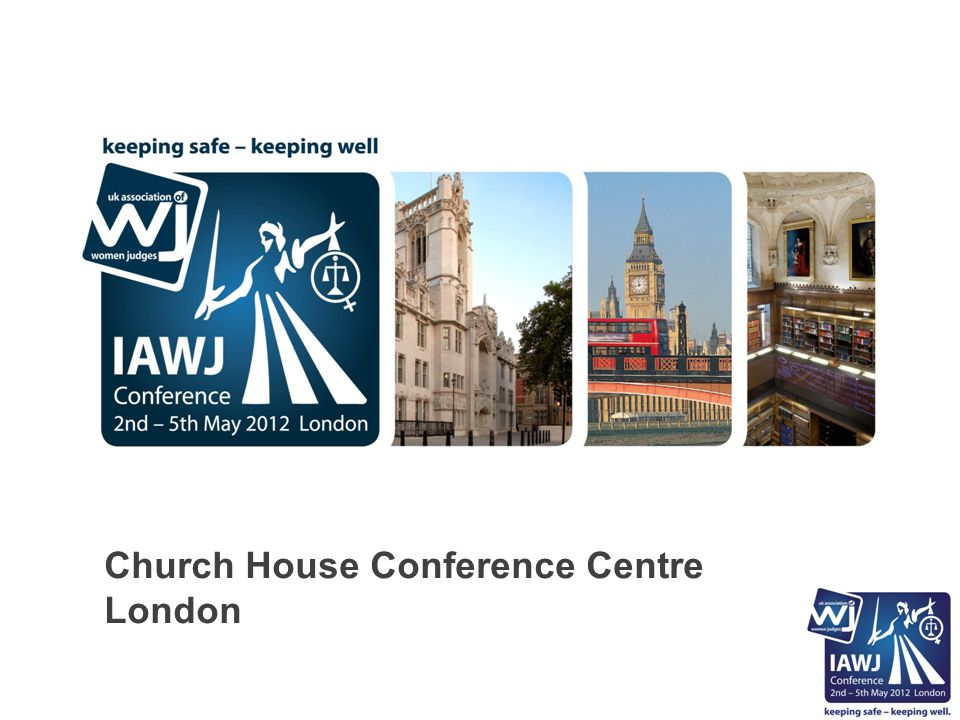 Church House Conference Centre London