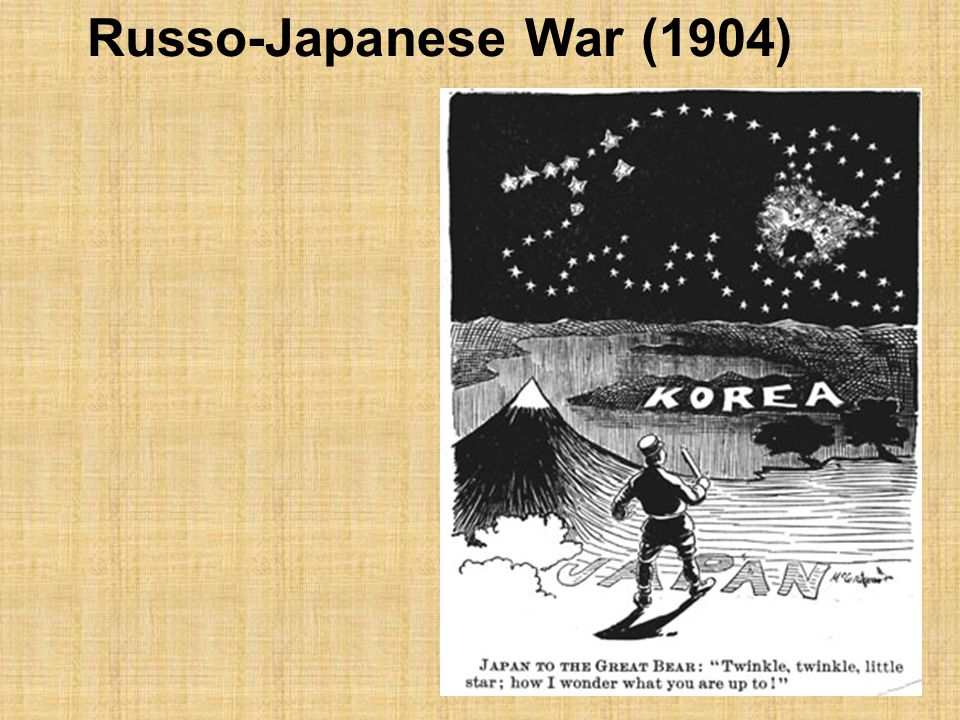 Russo-Japanese War (1904)