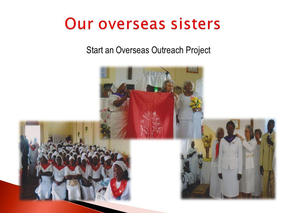 Start an Overseas Outreach Project