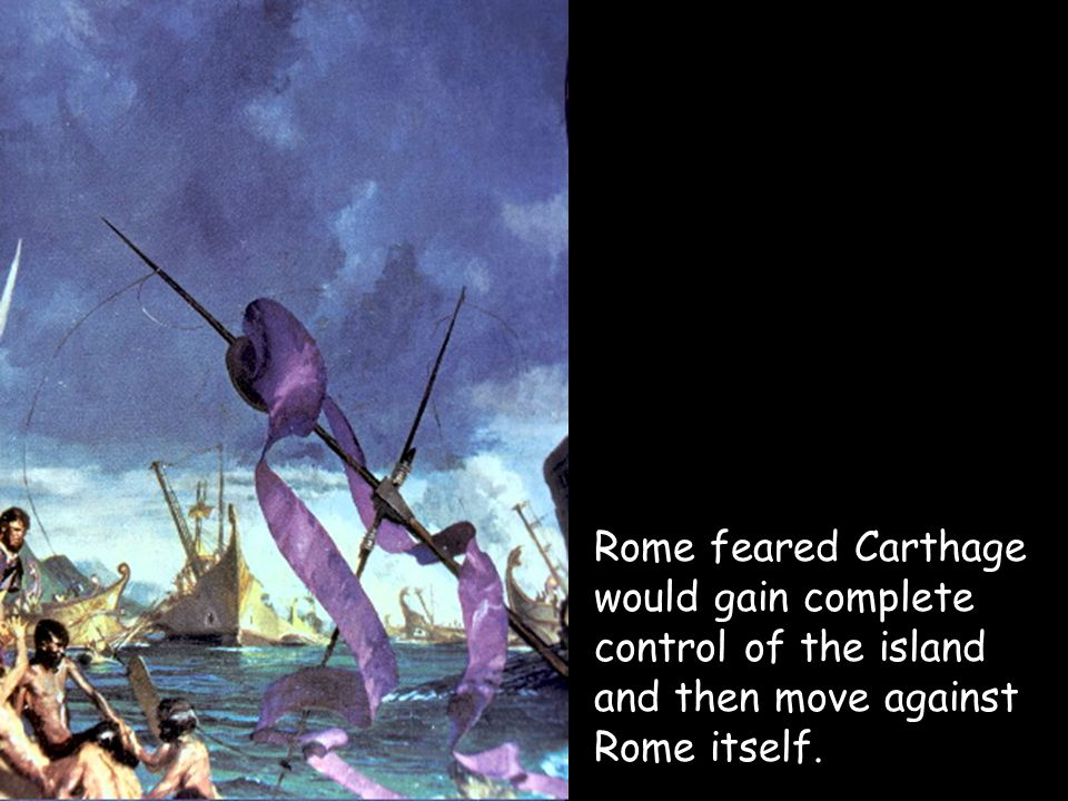 For all these reasons, Roman leaders were ready to go to war year after year.