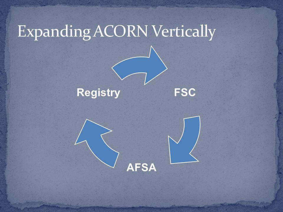 FSC AFSA Registry