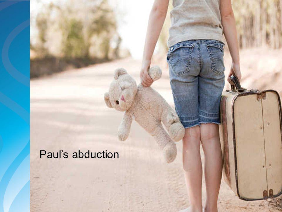 Paul's abduction