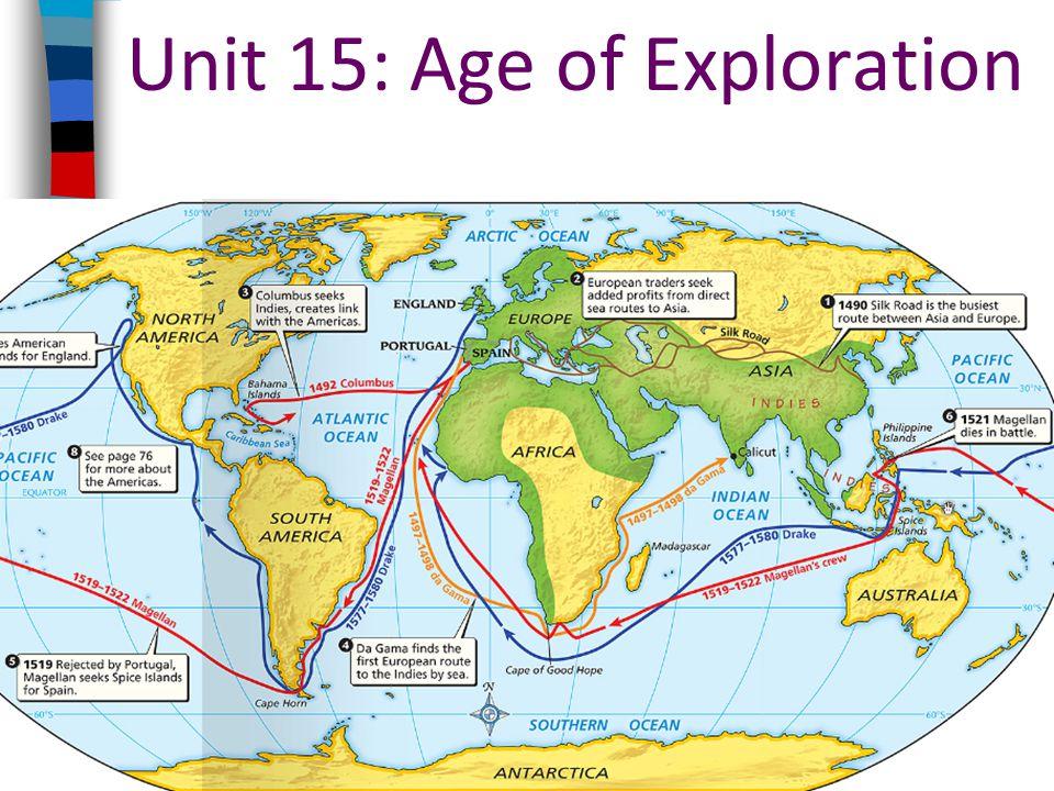 Unit 15: Age of Exploration