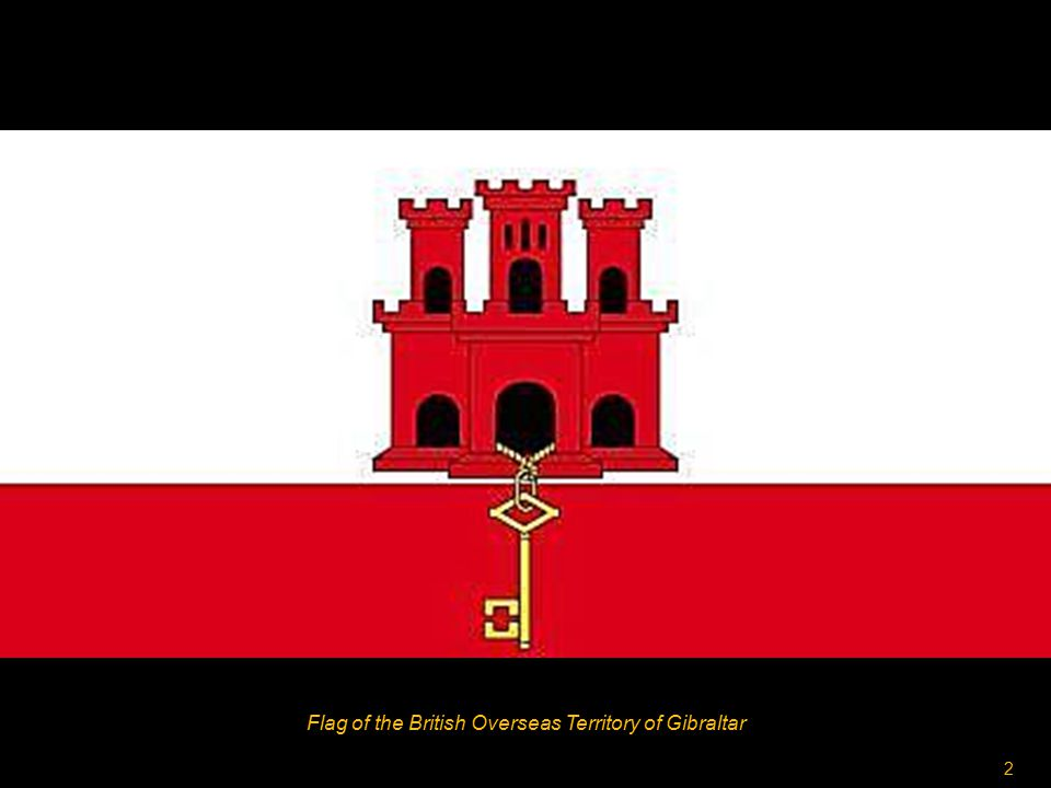 1 Situation of the British Overseas Territory of Gibraltar