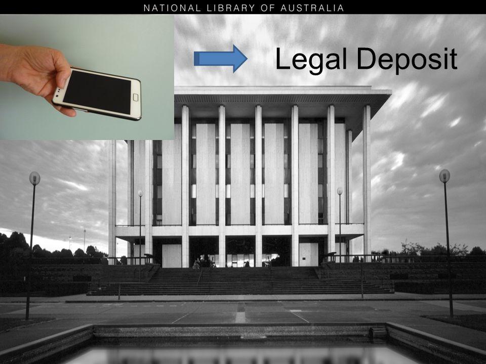 Legal Deposit