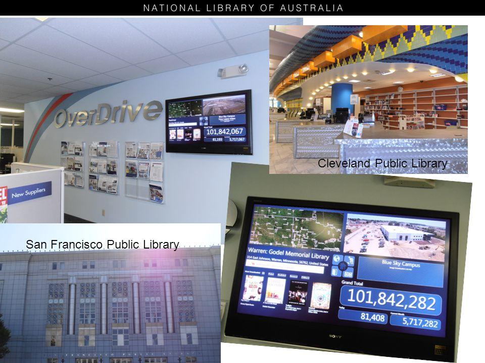 San Francisco Public Library Cleveland Public Library