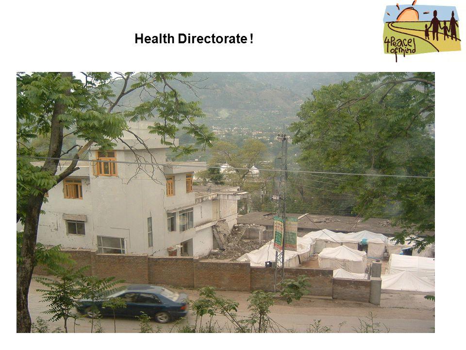 Health Directorate !