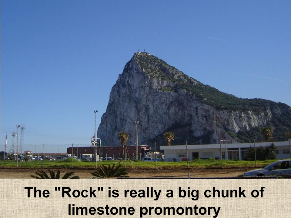 THE BORDER BETWEEN SPAIN AND GIBRALTAR. MOST OF THE PEOPLE CROSS BY FOOT AND PASSPORTS ARE CHECKED.