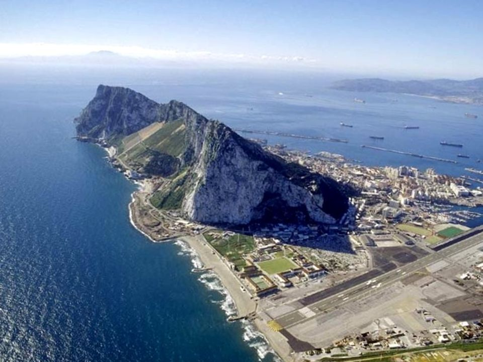Gibraltar is also an important port