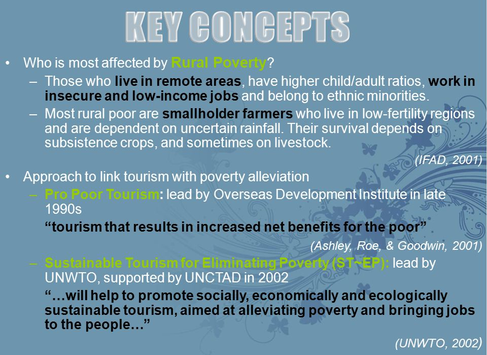 Who is most affected by Rural Poverty .
