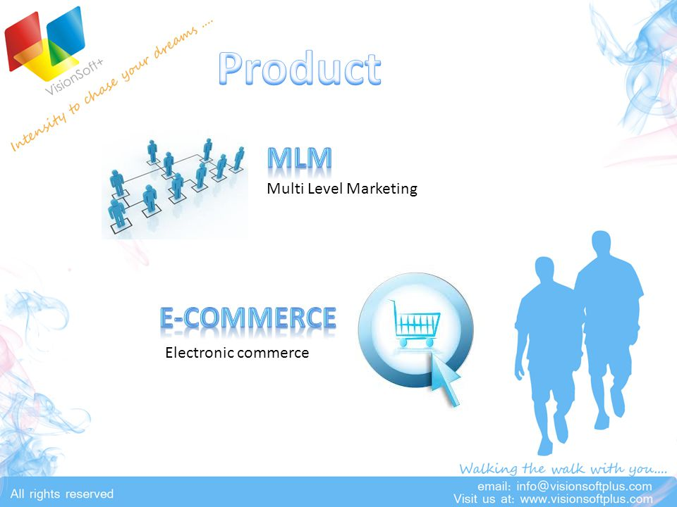 Multi Level Marketing Electronic commerce