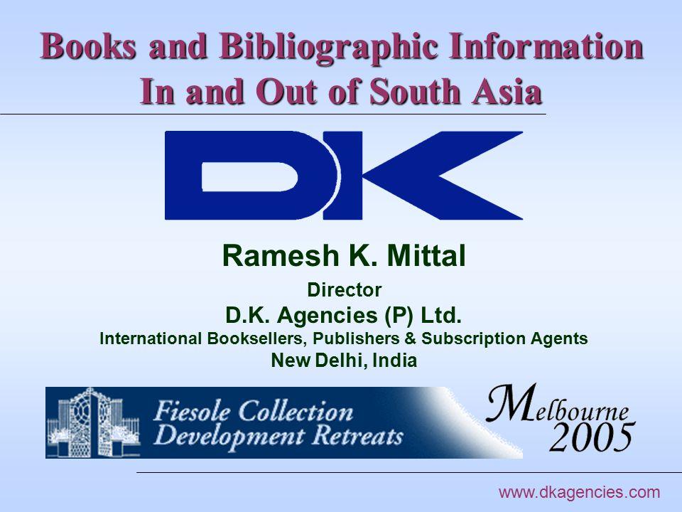 Thank You .www.dkagencies.com D.K. Agencies (P) Ltd.