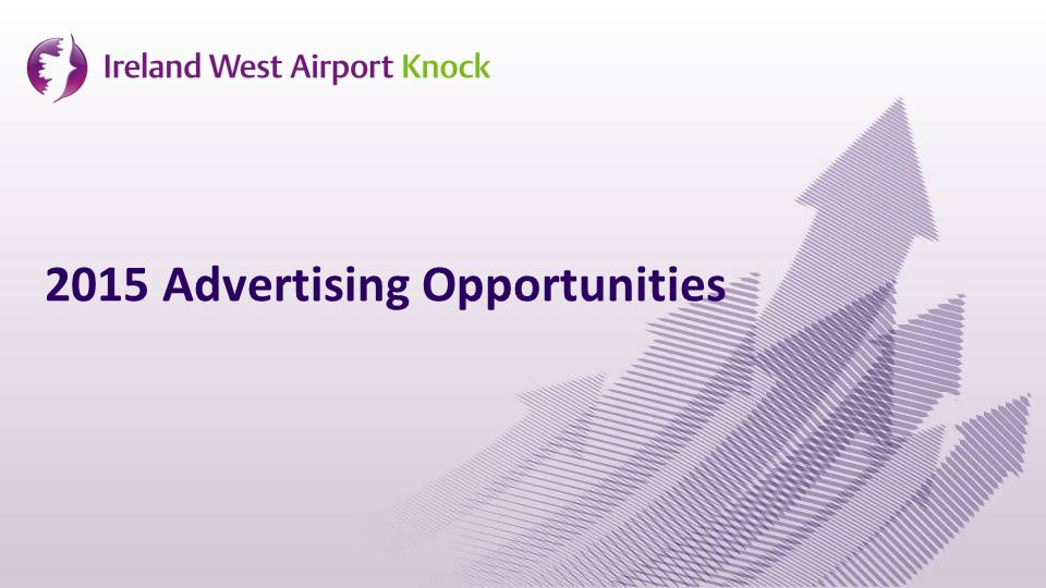 2015 Advertising Opportunities