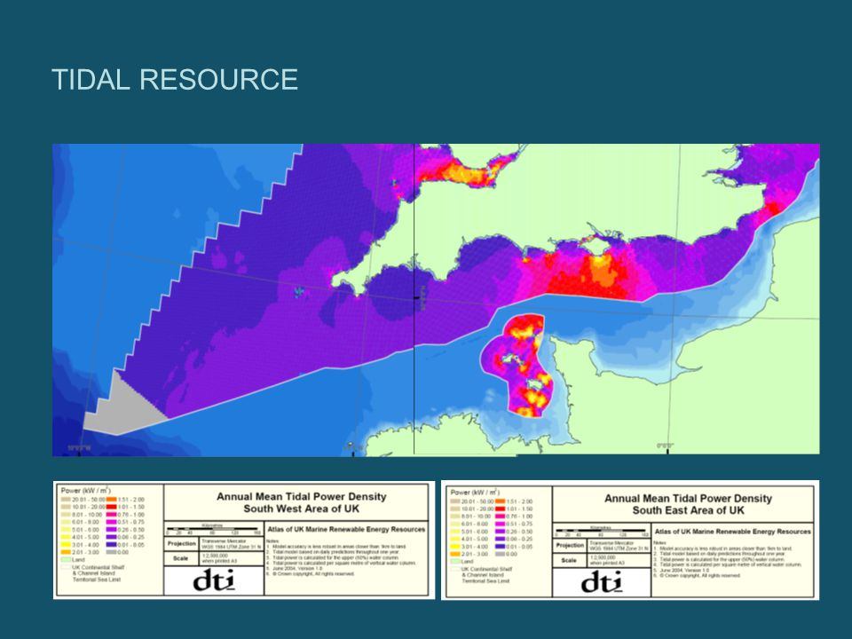 TIDAL RESOURCE
