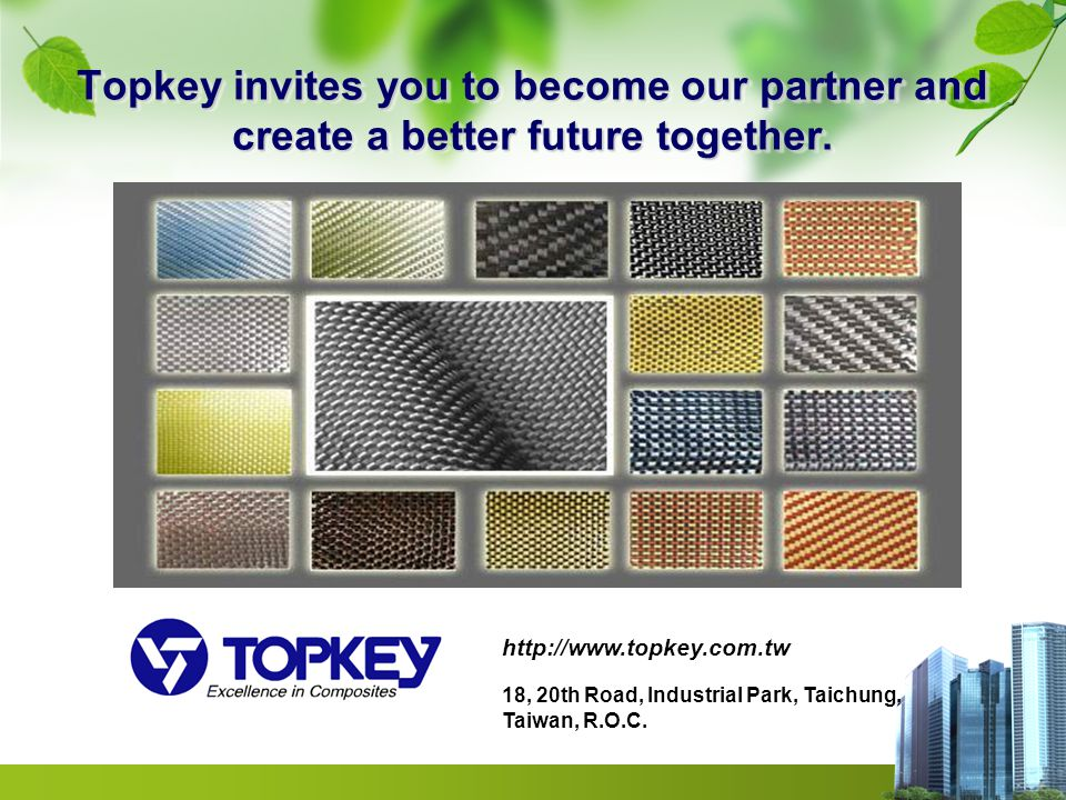 Topkey invites you to become our partner and create a better future together.