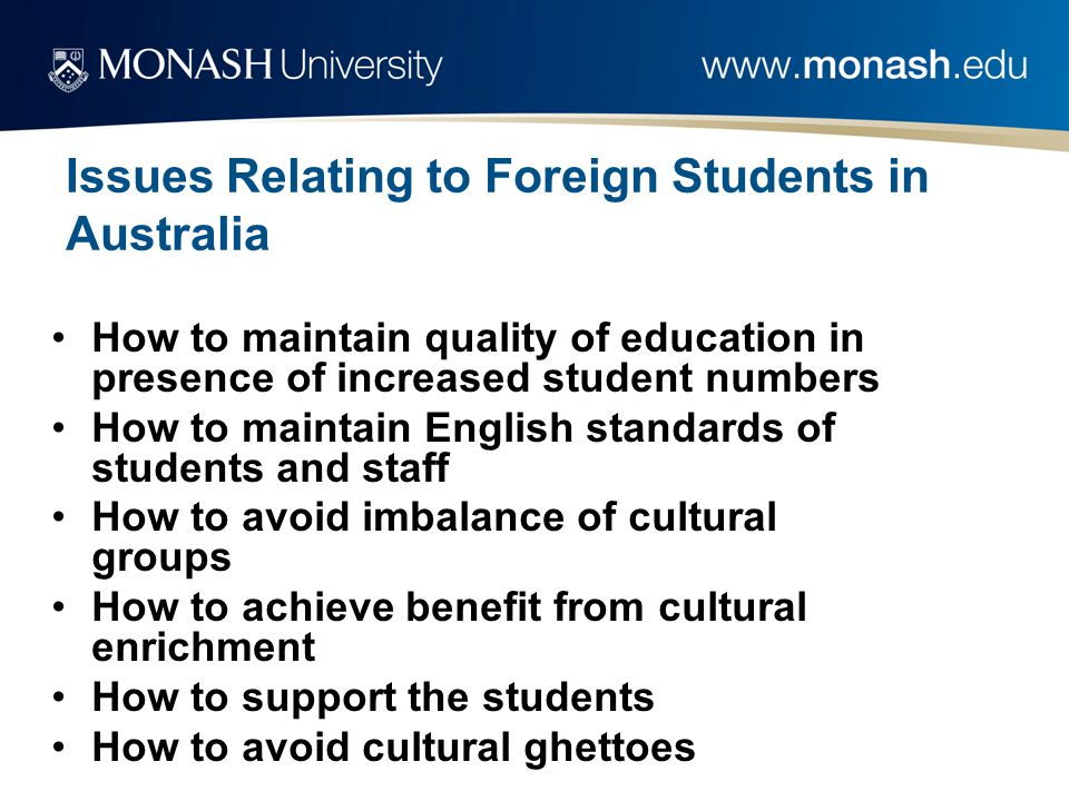 Potential Problems for Universities with Programs Offered in Partnership or On-line How to maintain quality – risk to reputation How to avoid loss of IP How to understand real costs How to maintain research-teaching nexus