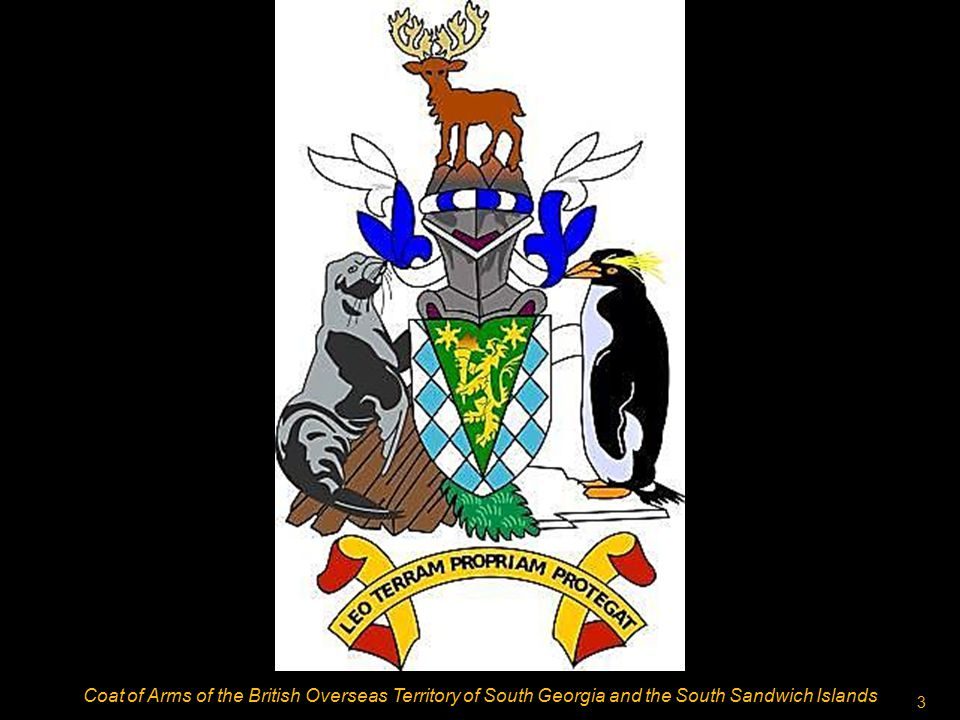 3 Coat of Arms of the British Overseas Territory of South Georgia and the South Sandwich Islands