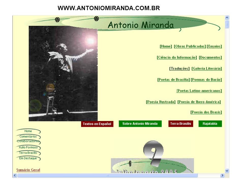 WWW.ANTONIOMIRANDA.COM.BR