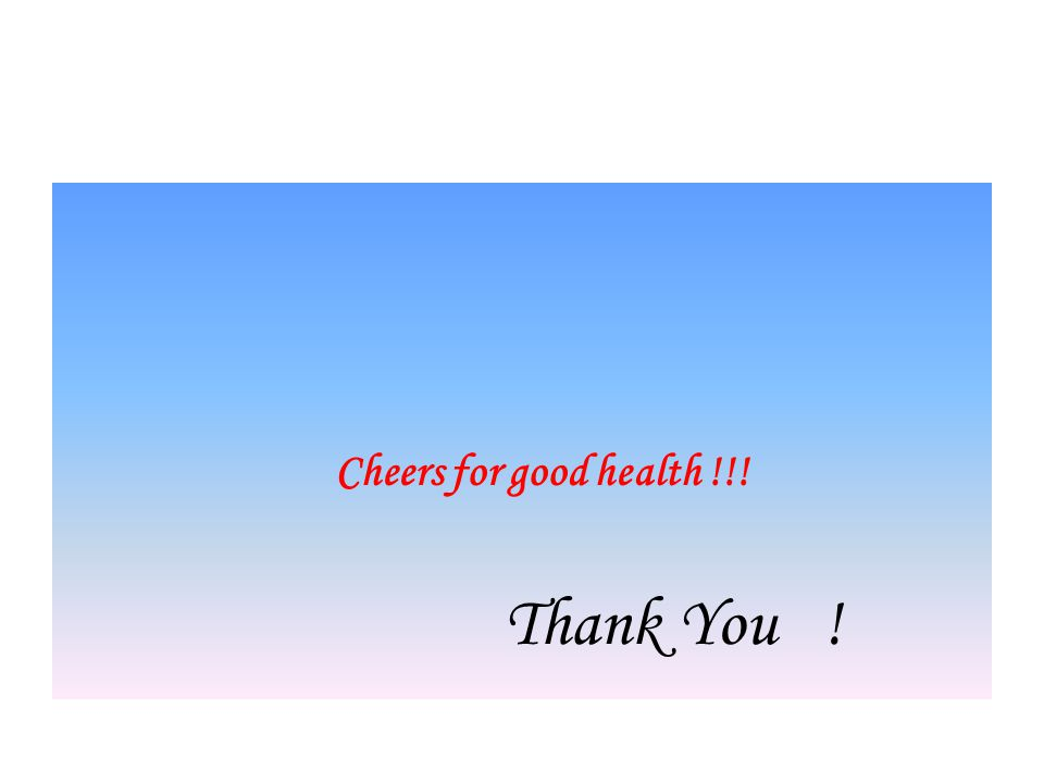 It is now possible to.. Cheers for good health !!! Thank You !