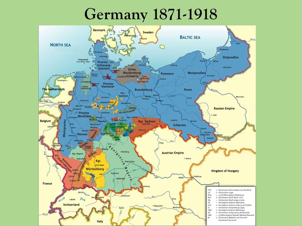 Germany 1871-1918