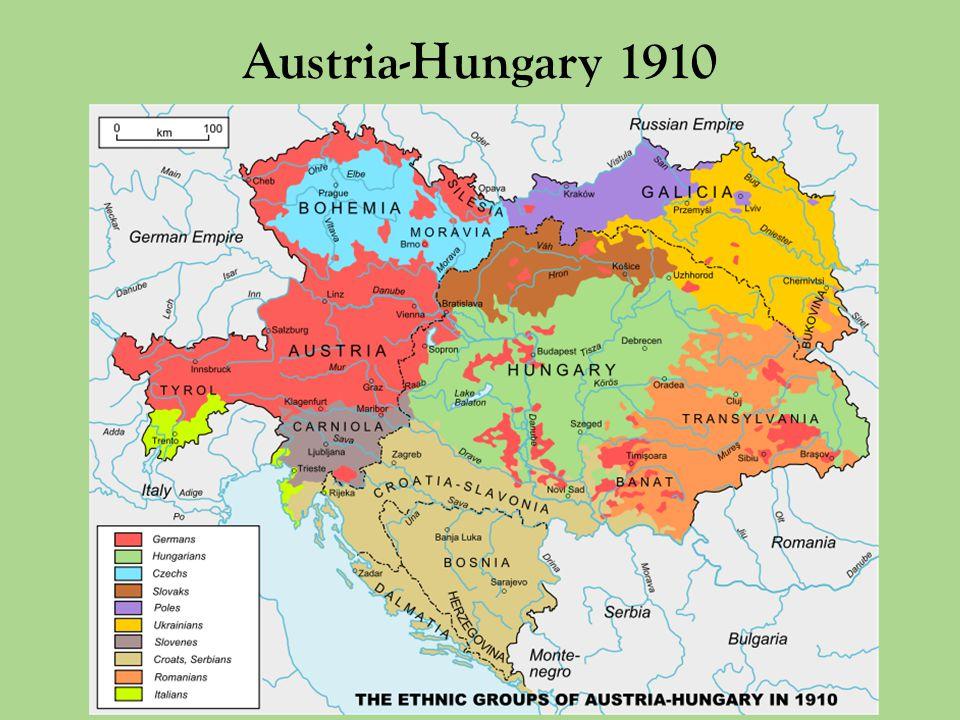 Austria-Hungary 1910