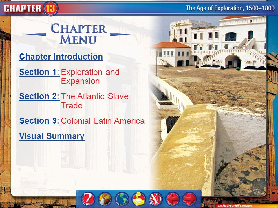 Chapter Intro How are the Americas linked to Africa.