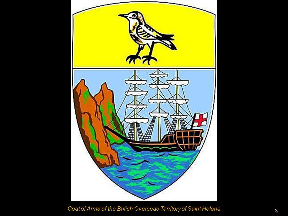 2 Flag of the British Overseas Territory of Saint Helena