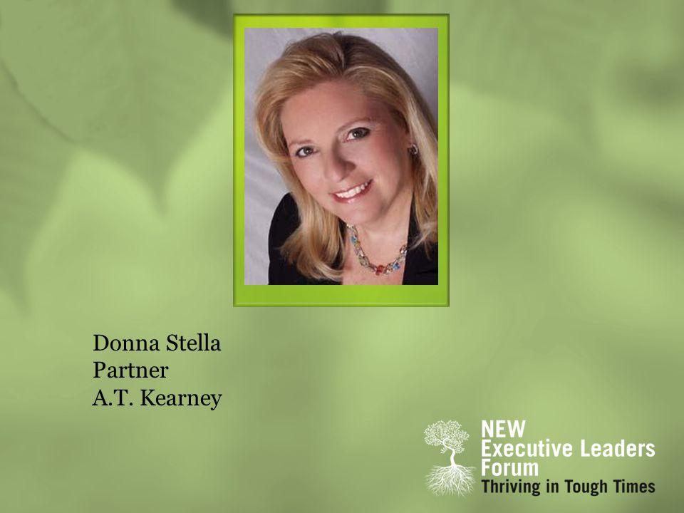 Donna Stella Partner A.T. Kearney