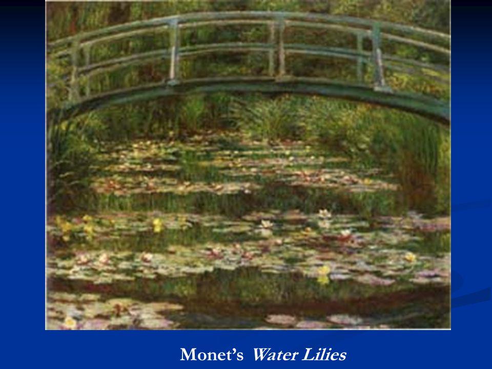 Monet's Haystack