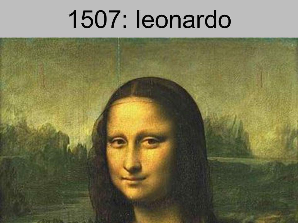 1507: leonardo