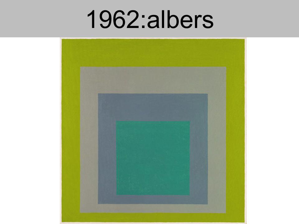 1962:albers