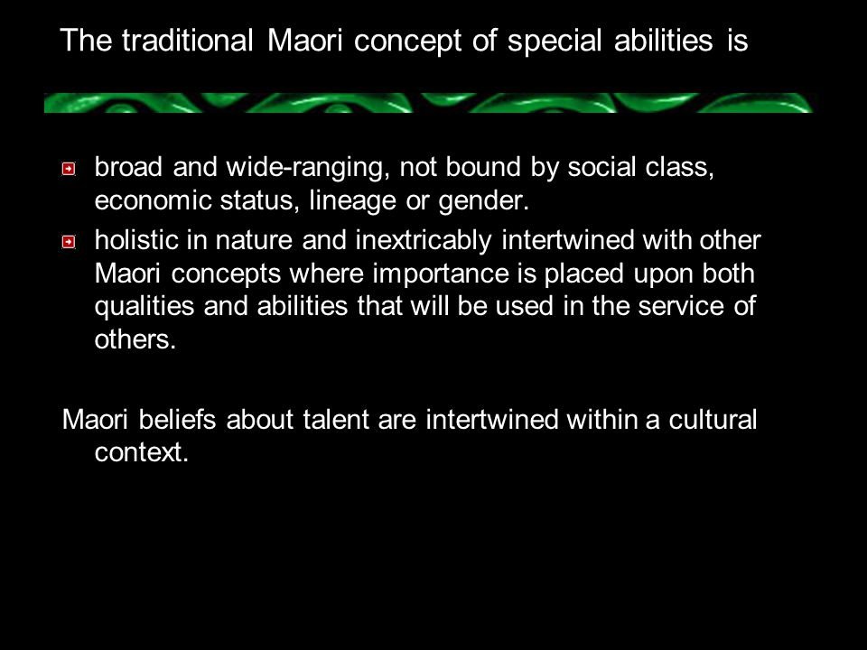 How best can we help our Maori students take flight?