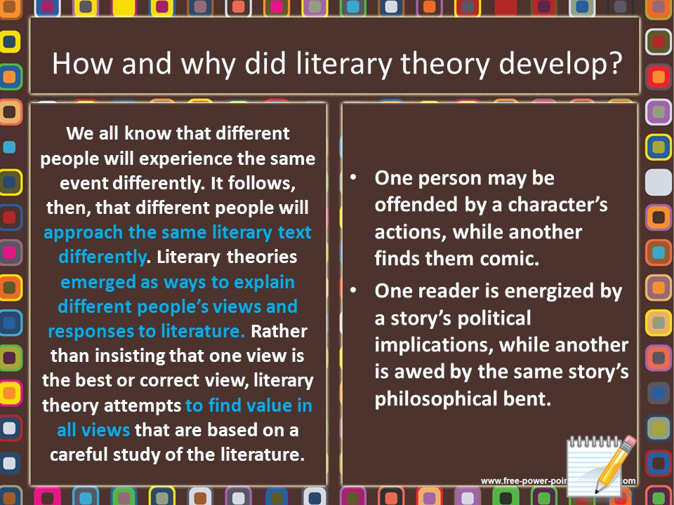 What are the benefits of studying a work from more than one critical perspective.