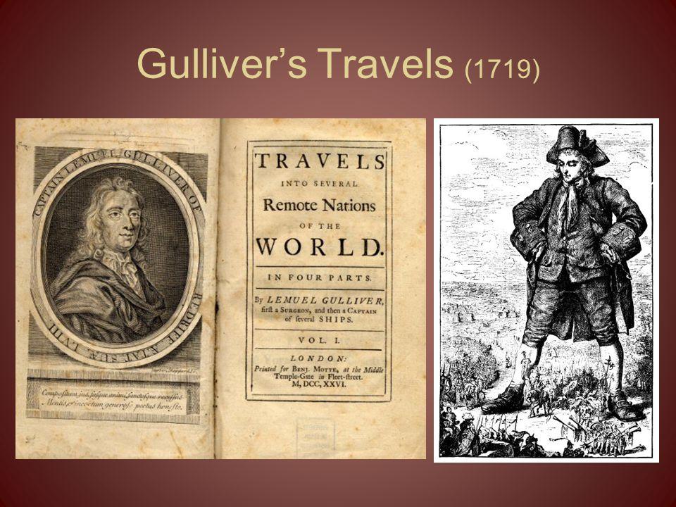 Gulliver's Travels (1719)