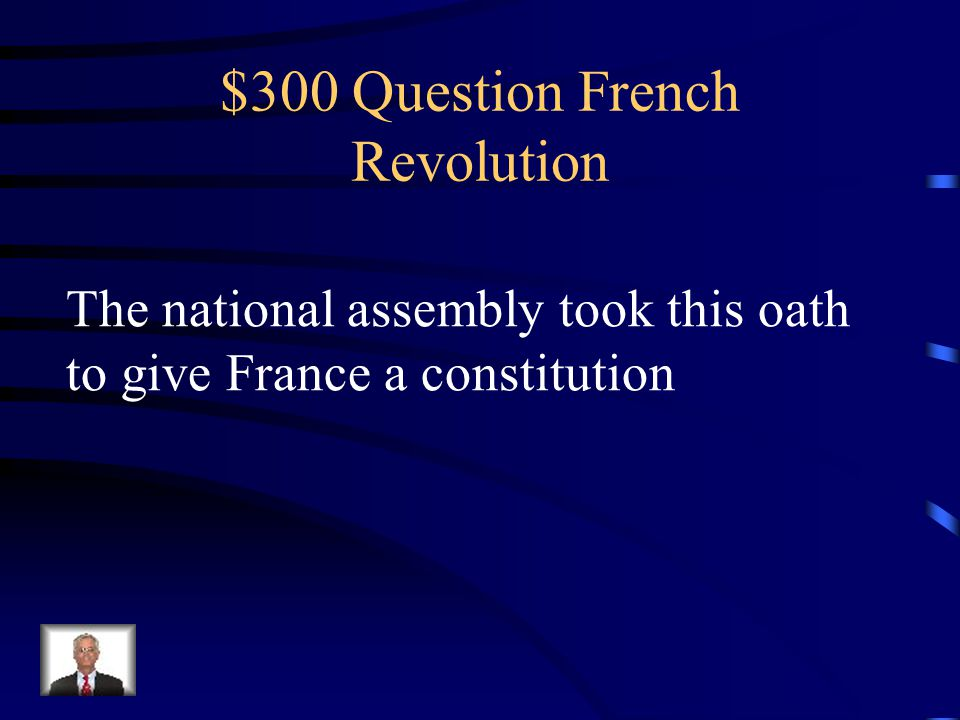 $200 Answer from French Revolution The aristocracy or nobility