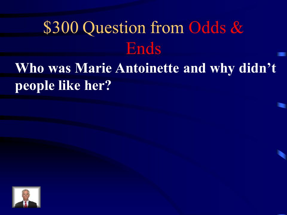 $200 Answer from Odds & Ends Scientific revolution