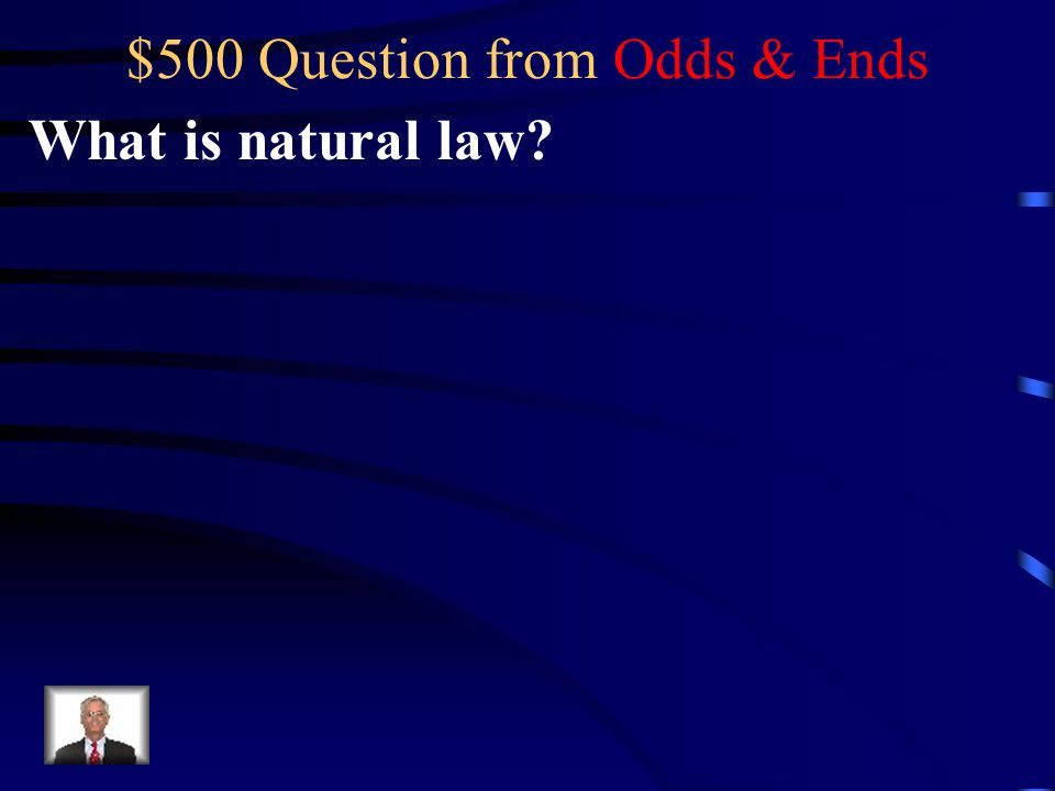 $400 Answer from Odds & Ends There was a greater demand for individual rights.
