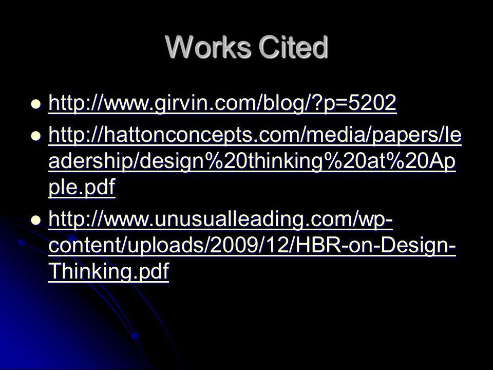 Works Cited http://www.girvin.com/blog/?p=5202 http://www.girvin.com/blog/?p=5202 http://www.girvin.com/blog/?p=5202 http://hattonconcepts.com/media/p