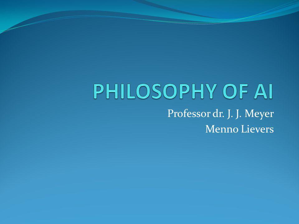 Professor dr. J. J. Meyer Menno Lievers