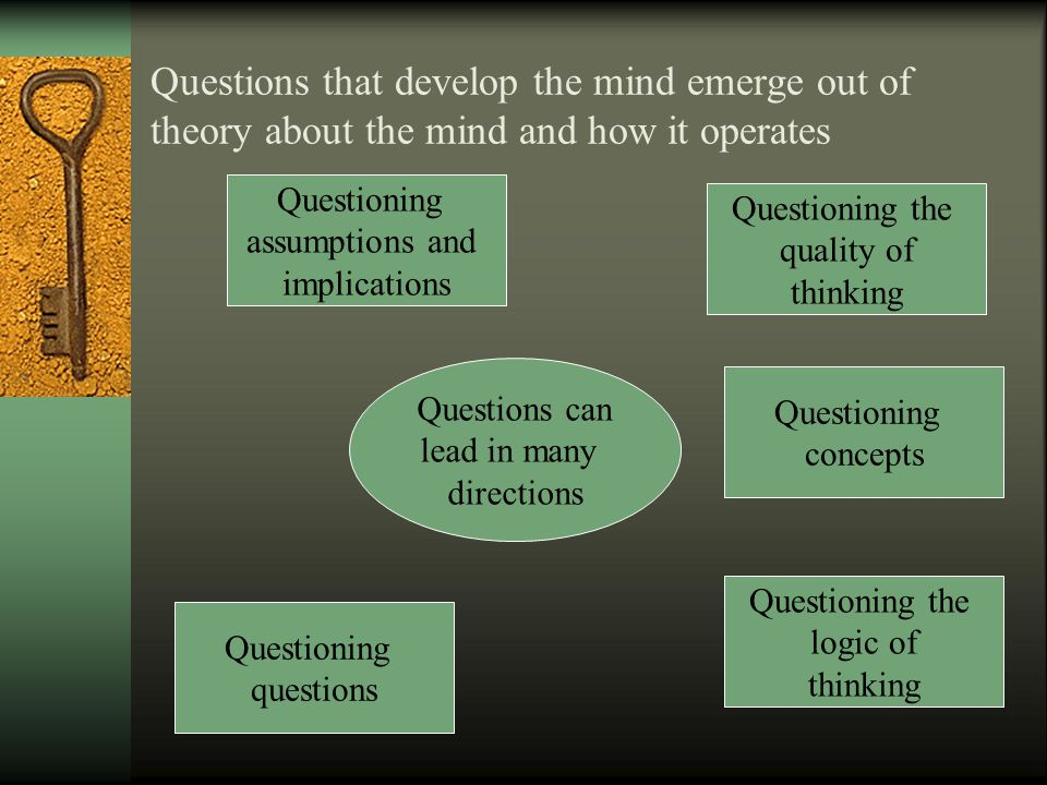 Reasoning Through Complex Conceptual Questions  In pairs, read pp.
