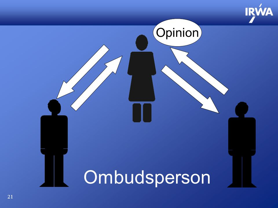 21 Ombudsperson Opinion