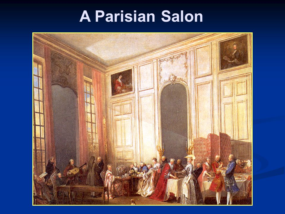 A Parisian Salon