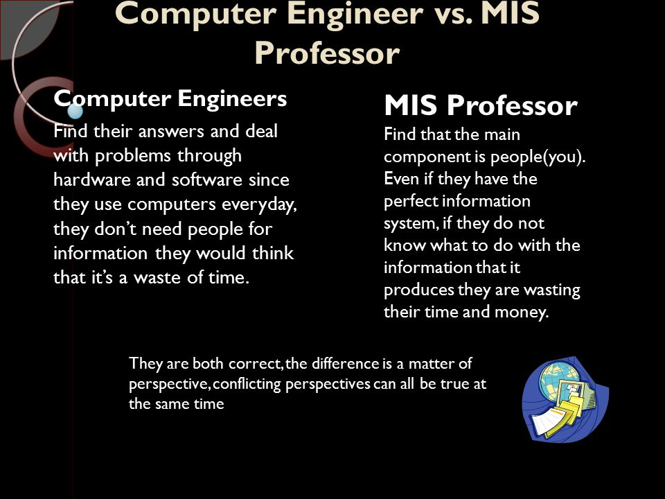 Computer Engineer vs.