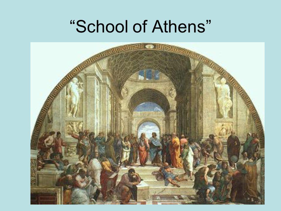 """School of Athens"""