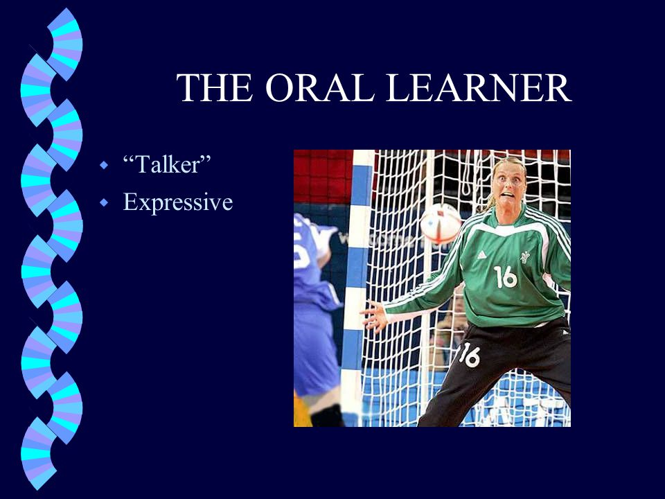 THE ORAL LEARNER w Talker w Expressive