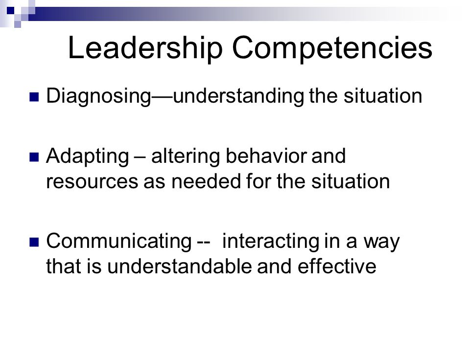 PeopleWorks Survey of Leadership Competencies Scoring Guidelines – Add the rating you gave to each question below, divide by two and enter the result.