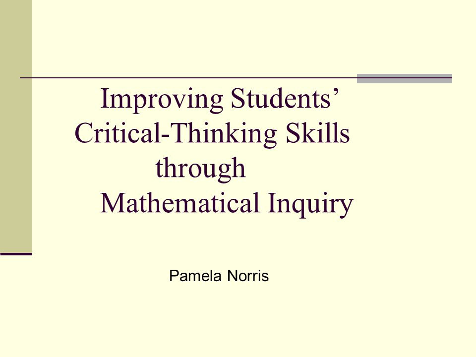 Teaching Principle Effective mathematics teaching requires understanding what students know and need to learn and then challenging and supporting them to learn it well.