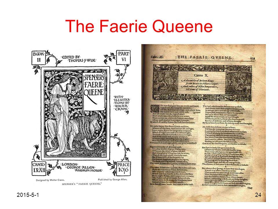 The Faerie Queene 2015-5-124