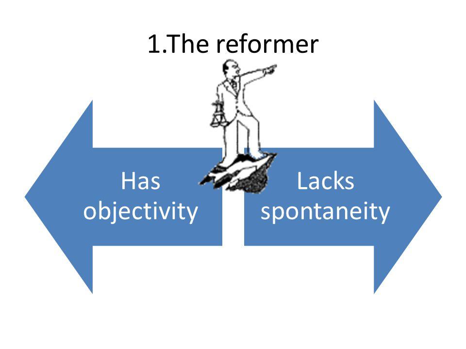 1.The reformer