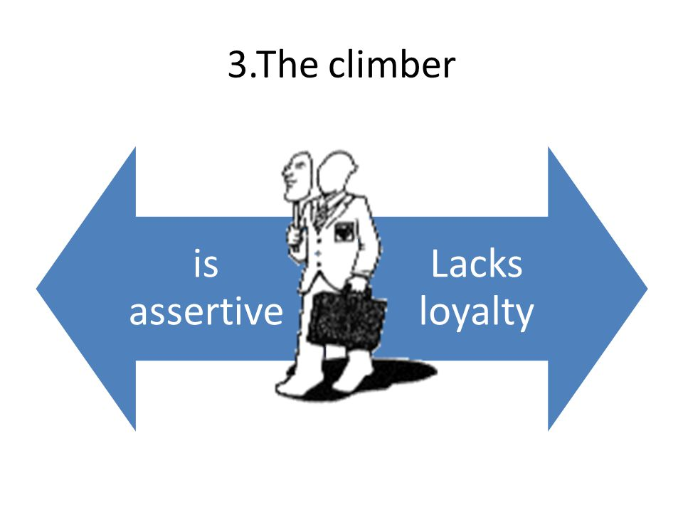 3.The climber